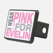 I-wear-pink-for-EVELIN Hitch Cover