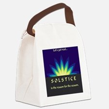 riffsolstice Canvas Lunch Bag