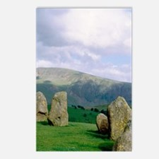 Keswick. Castlerigg stone Postcards (Package of 8)