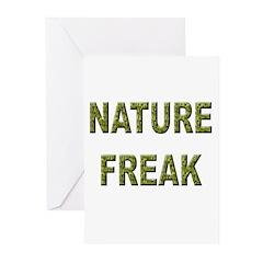 Nature Freak Greeting Cards (Pk of 10)