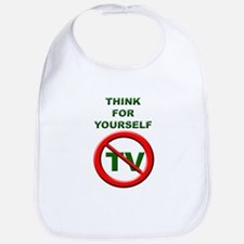 Think For Yourself Bib