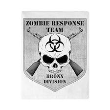 Zombie Response Team Bronx Twin Duvet