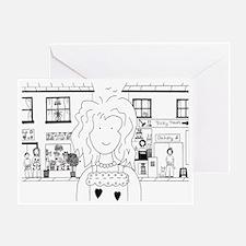 emma walters memories.hope Greeting Card