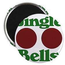 Jingle BOOBS Magnet