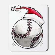 Xmasbaseball Mousepad