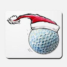 XmasGolf Mousepad