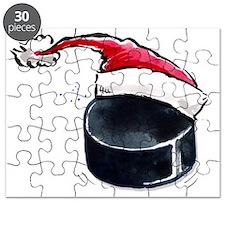 XmasHockey Puzzle