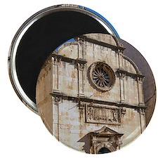Croatia, Dubrovnik, Church of St. Saviour Magnet