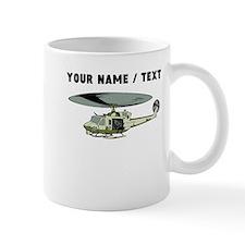 Custom Military Helicopter Mugs