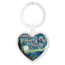 Joanas Heart Keychain