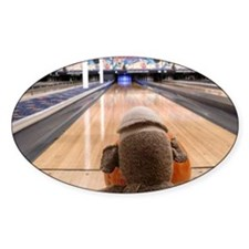 bowling Decal