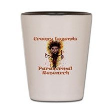 Creepy Legends Voodoo Doll PNG Shot Glass