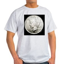 peace_dollar2 T-Shirt