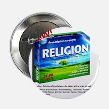 """RELIGION 2.25"""" Button"""