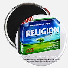 RELIGION Magnet