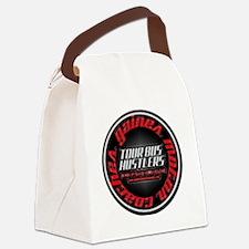 TourBusHustler_001 Canvas Lunch Bag