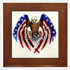 eagle2 Framed Tile