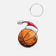 Xmasbasketball Keychains