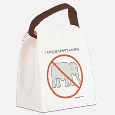 Consent Revoked - NOT a party ani Canvas Lunch Bag