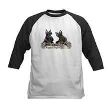 Lilac Scottish Terriers Tee