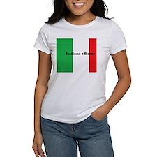 italianflag-f Tee