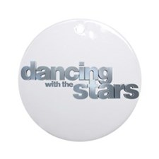 DWTS Logo Ornament (Round)