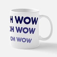 FIN-oh-wow Mug