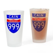 interstate cain Drinking Glass