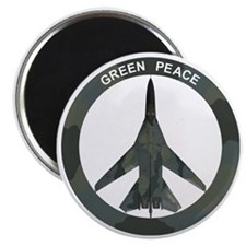 FB-111 Green Peace Magnet