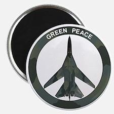 FB-111 Green Peace Magnet