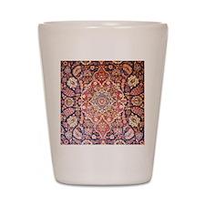 Handmade carpet Shot Glass