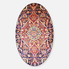 Handmade carpet Decal