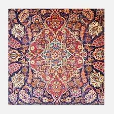 Handmade carpet Tile Coaster