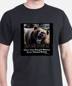 Bear Form T-Shirt