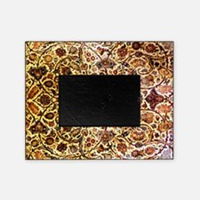 Persian silk carpet 2 Picture Frame