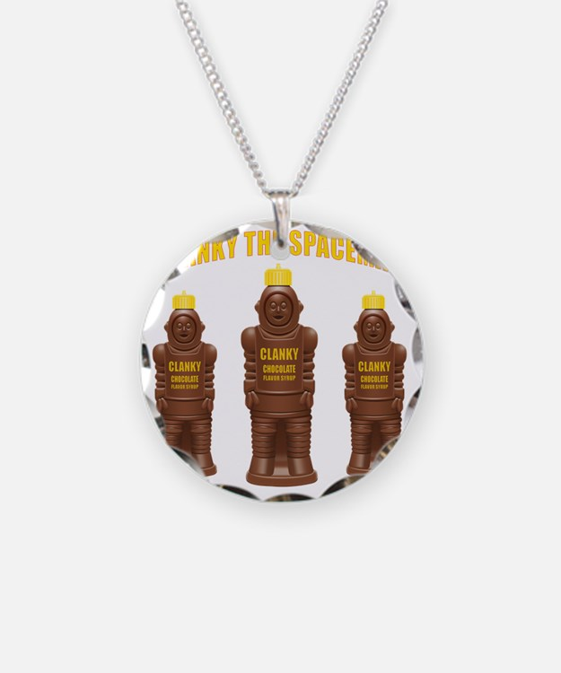 New style A Clanky shirt Necklace