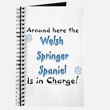 Welsh Springer Charge Journal