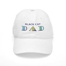 Black Cat - MyPetDoodles.com Baseball Cap