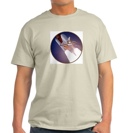 Space Shuttle Light T-Shirt