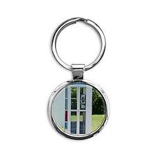 PHB10x8 Round Keychain