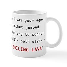 rocketjump_white Mug