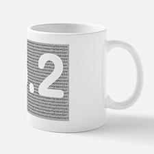 marathontext4 Mug