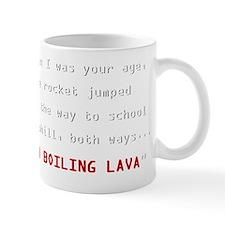 rocketjump_black Mug
