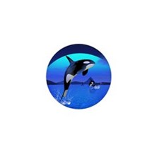 orca_puzzle Mini Button