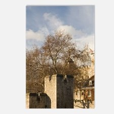 Europe, ENGLAND, London:  Postcards (Package of 8)