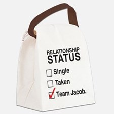single_taken_teamjacobCP Canvas Lunch Bag