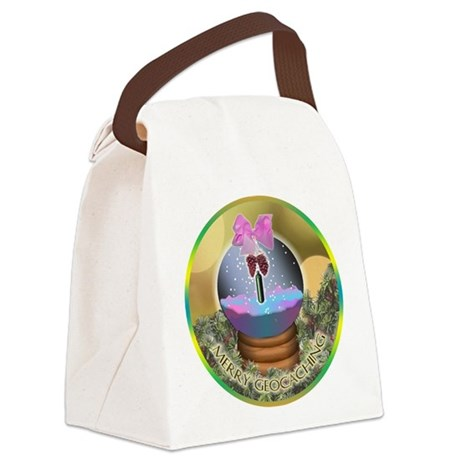 merrycaching2 Canvas Lunch Bag