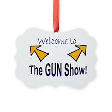 Gun Show Ornament