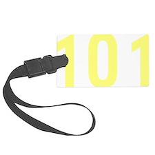 101 Luggage Tag