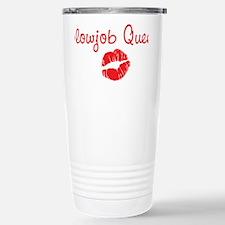 BLOWJOB QUEEN Travel Mug